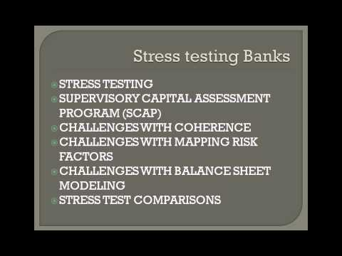 Scenario generation in Hedging & Stress Testing Banks