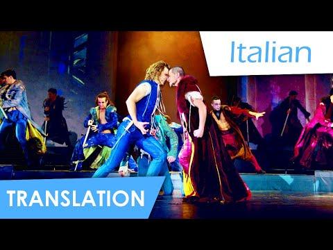 Roméo et Juliette - Le duel + Mort de Mercutio (Italian) Subs + Trans