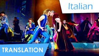 Roméo et Juliette | Le duel + Mort de Mercutio (Italian) Subs + Trans
