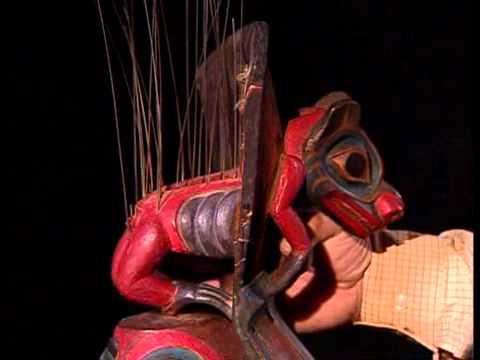 Tlingit Brown Bear Clan Hat
