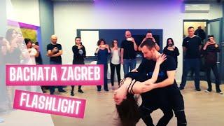 Roberto Gloria Flashlight Bachata Dance
