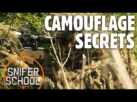 Sniper School: The Secrets Of Camouflage   Forces TV