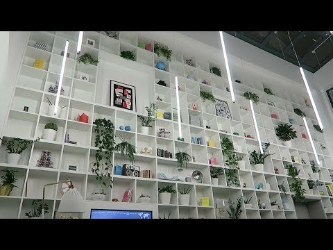 Inside Moo's Office | Unemployed Vlog #04