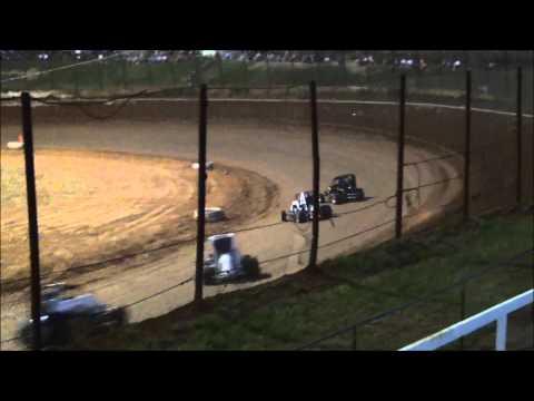 9-5-2015 Gator Motorplex Heat Race1