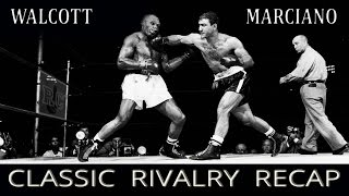Jersey Joe Walcott vs Rocky Marciano - Classic Rivalry Recap