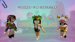 ROBLOX-Cursed Islands-FT-Ana Games Azevedo e Juh Gacha