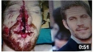 Repeat youtube video Paul Walker Burning car had been capture by amatuer camera