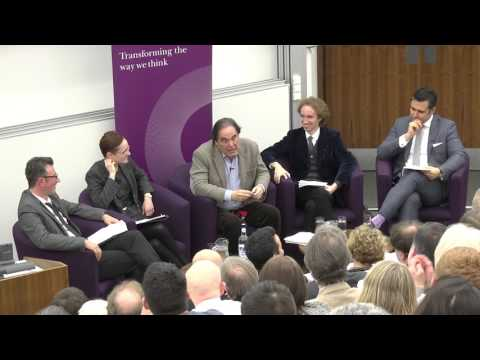 Oliver Stone visit to Durham University March 2016