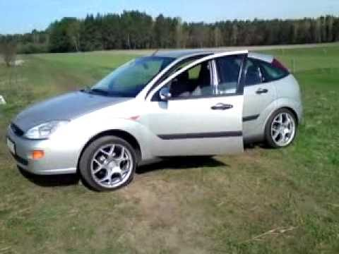 ford focus mk1 car audio youtube. Black Bedroom Furniture Sets. Home Design Ideas