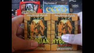 Opening a Hyborian Gates CCG Limited Edition Starter Pack