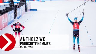 POURSUITE HOMMES - ANTHOLZ WC 2020