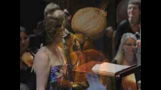 "Sarah Connolly performs ""Shéhérazade"" by Maurice Ravel"