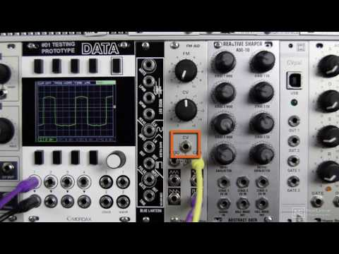 Eurorack Modular 103: Complex Audio  Patching - 4. FM and Phase Modulation