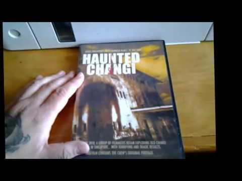 Horror Chat With Hope,    Haunted Changi Dvd