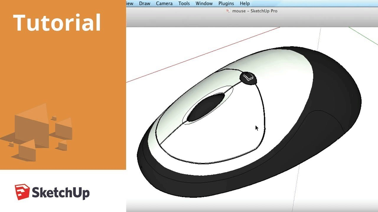 Sketchup training series navigation youtube for 3d sketch online