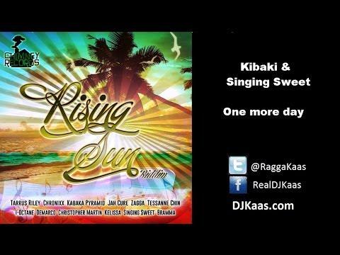 Kibaki & Singing Sweet - One More  Day (October 2013) Rising Sun Riddim | Chimney Records | Reggae