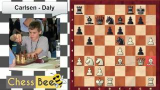 39. Carlsen Vs Daly