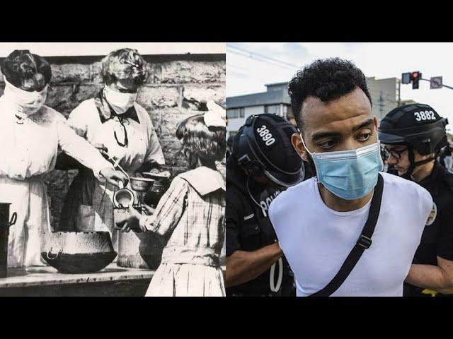 Lockdowns & Pandemien… 1918–2020