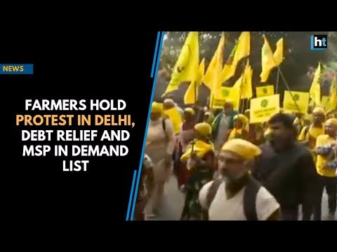 farmers-hold-protest-in-delhi,-debt-relief-and-msp-in-demand-list