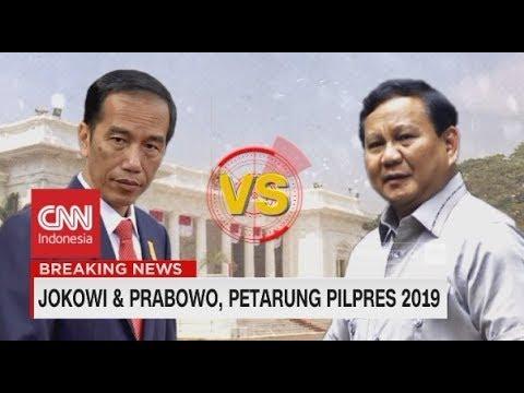 Jokowi & Prabowo Petarung Pilpres 2019, Maruf Amin & Sandi Berebut Wapres Mp3