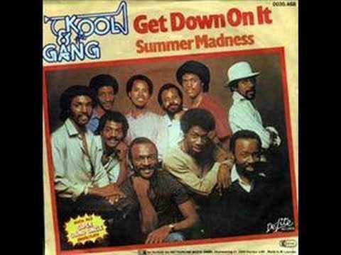 Kool & The Gang-Summer Madness