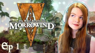 The Elder Scrolls III: Morrowind [Overhaul] | Main Story (S1) Ep 1 | A New Land
