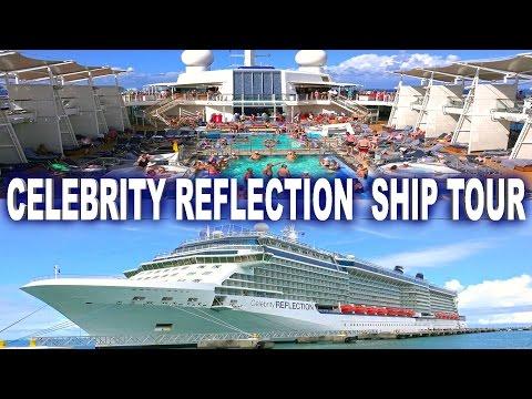 CELEBRITY REFLECTION - SHIP TOUR 4K