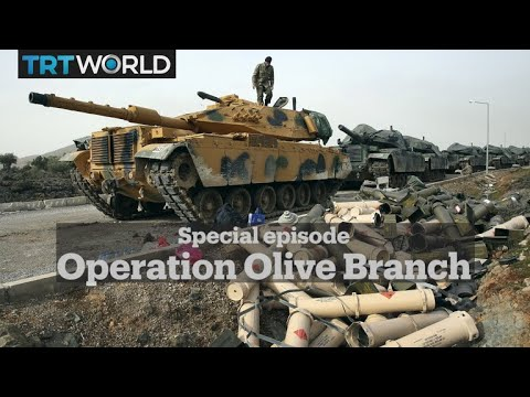 Strait Talk: Turkey expands its operations in Syria's Afrin