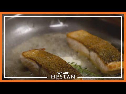 Hestan NanoBond: Chef Matt Bolus's Crispy Skin Fish