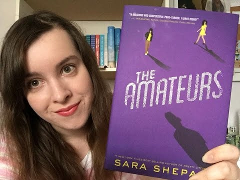 Book   Discussion: The Amateurs by Sara Shepard