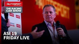 Friday - Autosport Stage Livestream - Autosport International 2019