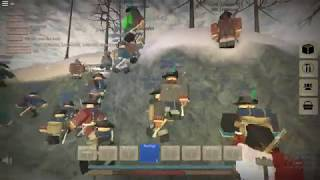 HBC v R3KT and NAVAJO (Part 1, Chadwick) | The Northern Frontier, ROBLOX