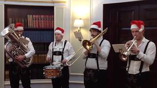 Winter Wonderland, Traditional Oompah Line Up - Prostbusters