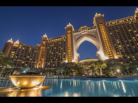 বিলাসবহুল  আটলান্টিস Hotel in Palm Jumeirah – Dubai