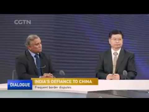 Indian Diplomats slammed chinese Media on Dokhlam Stand off