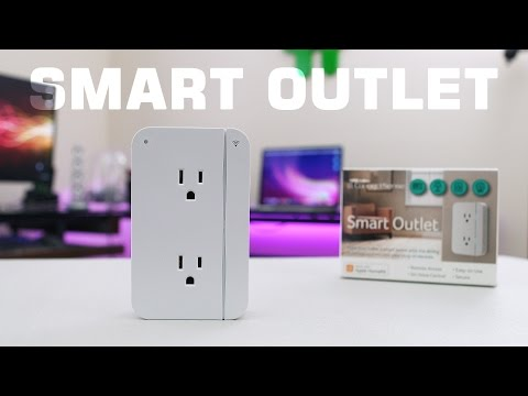 Apple HomeKit Smart Outlet by ConnectSense
