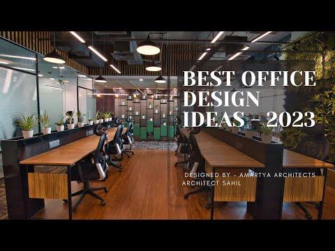 Best Office Design Ideas 2021 | Interior Design Commercial Office Space | Office Design Interior