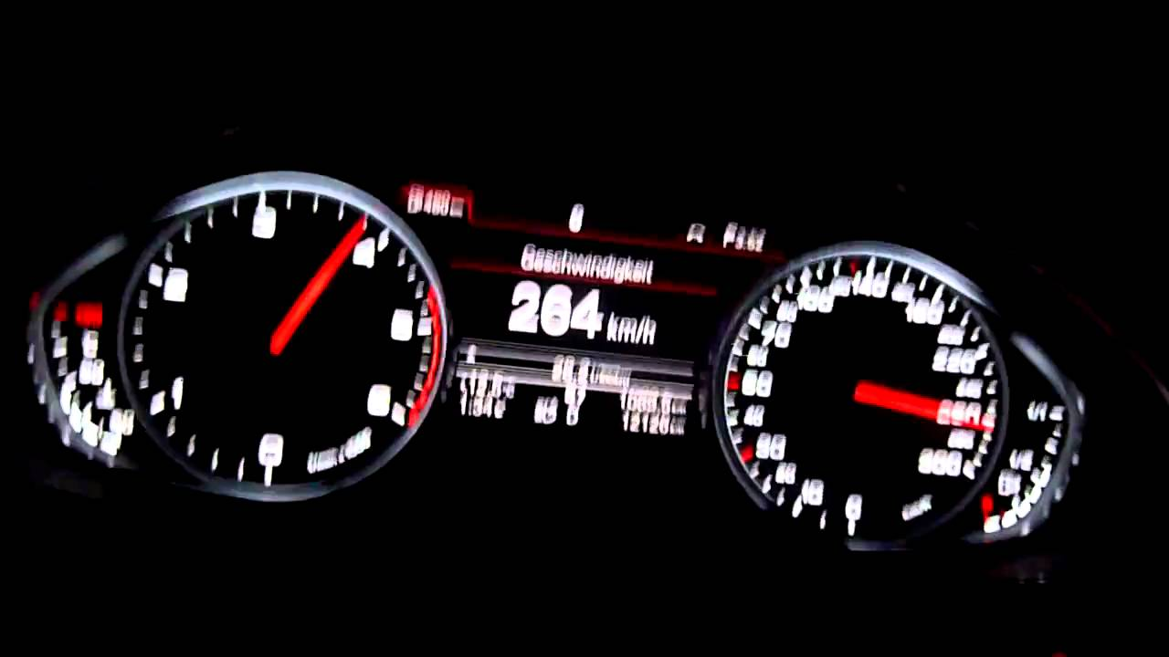 Audi A8 (2010) V8 Top Speed HD Quality - YouTube