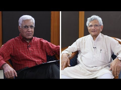 Sitaram Yechury on Prospects of Opposition Unity and Reasons For Tripura Defeat