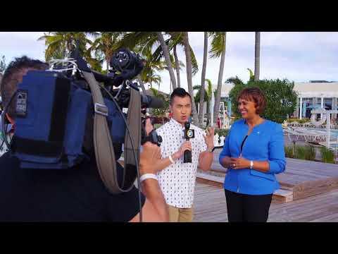 TTJan18 18, Breakfast TV in Bahamas