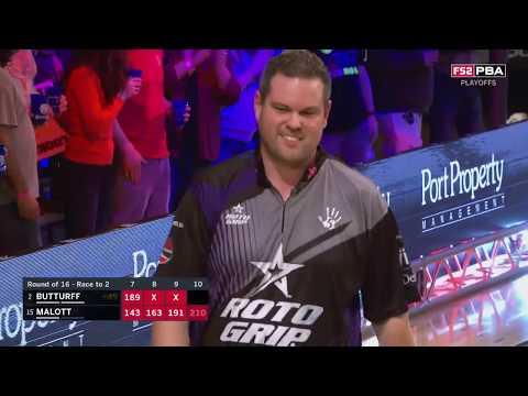 PBA Bowling Playoffs Round of 16 Part 3 05 06 2019 (HD)