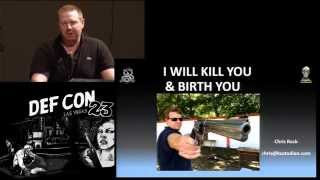 DEF CON 23 - Chris Rock - I Will Kill You
