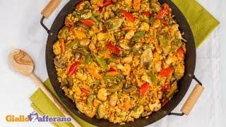 Vegetarian Paella - Recipe