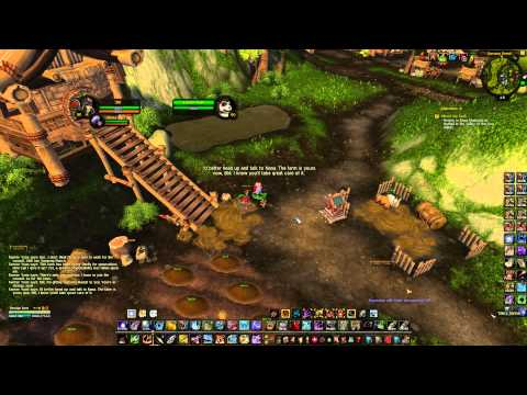 WoW 5.2 - Modified Chat Bubbles