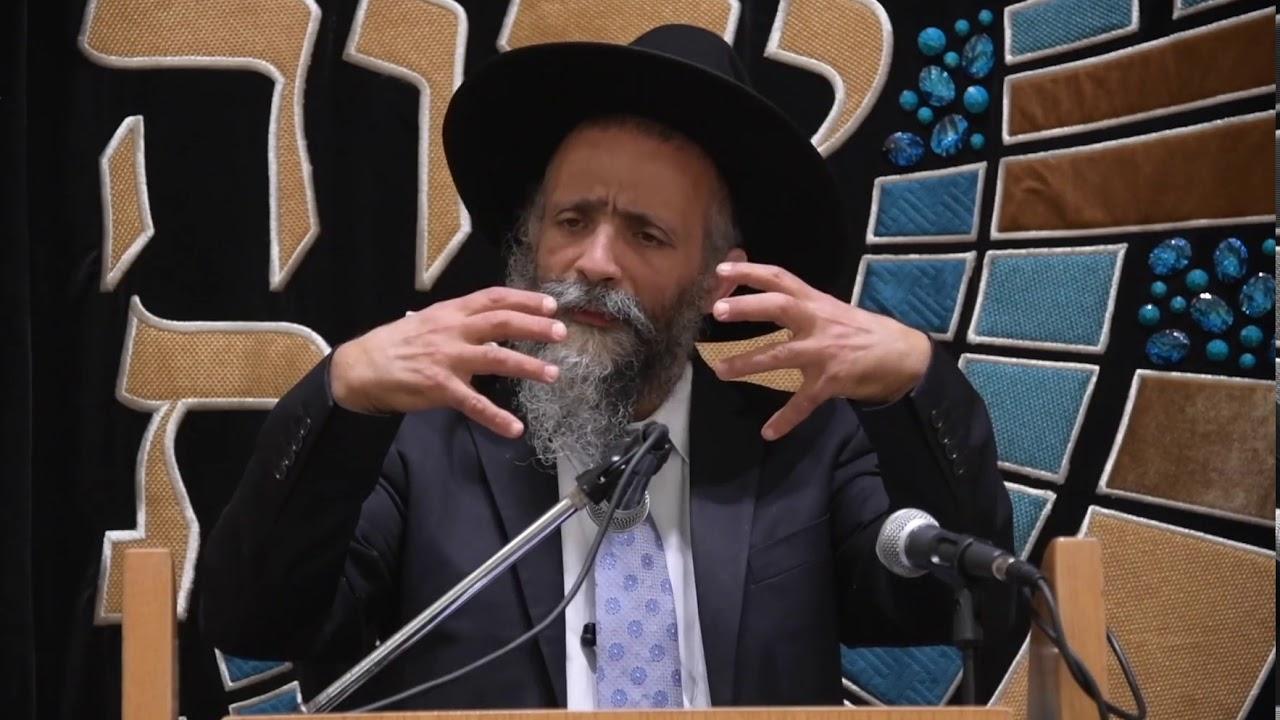 הרב מיכאל לסרי שליט״א חול המועד פסח תשע״ח בבית כנסת יחוה דעת