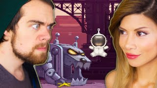 FINGER BREAKING COMPETITION! - Skedaddle Gameplay