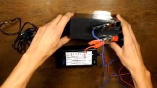 АИДА 3s обзор и зарядка AGM аккумулятора детского электромобиля 12v 7Ah