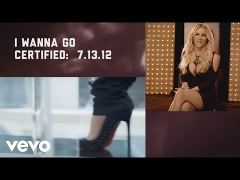 Britney Spears - #VEVOCertified, Pt. 5: I Wanna Go (Britney Commentary)