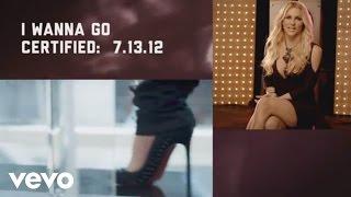 Britney Spears - #VEVOCertified, Pt. 5: I Wanna Go (Britney Commentary) thumbnail