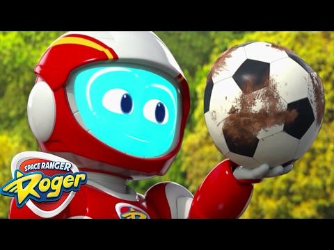 Space Ranger Roger | Roger's Soccer Shock...